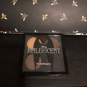 Mac X Maleficent eyeshadow palette